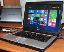 Toshiba Satellite L300/2.16 GHz/15.4-/2 GB RAM/100GB HDD St Marys Penrith Area Preview