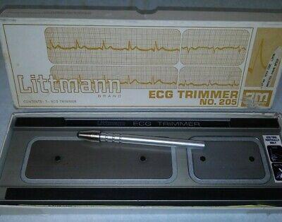 3m Littman 205aa Ecg Trimmer