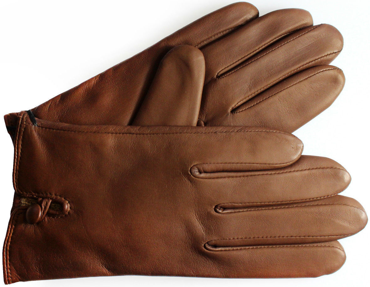 Leather work gloves ebay - Calfskin Leather Glove Buying Guide