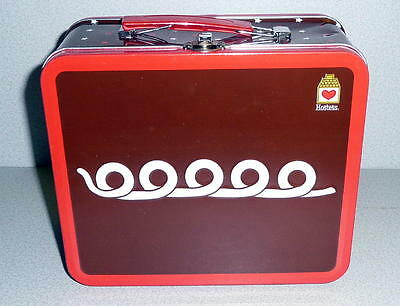 Old Hostess Brands Cupcake Squiggly Line  Lunchbox Unused 2009