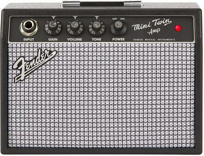 Fender Guitar Amplifier Mini '65 Twin-Amp from Japan w/ Tracking NEW