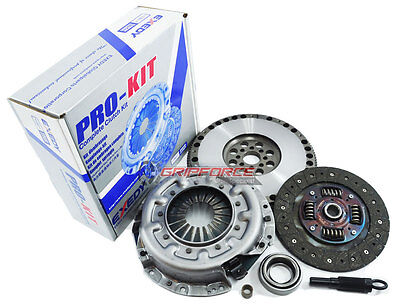 EXEDY CLUTCH PRO-KIT+FORGED RACE FLYWHEEL fits 90-96 NISSAN 300ZX 3.0L NON-TURBO