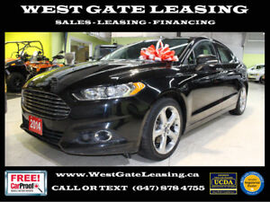 2014 Ford Fusion SPORT | BLUETOOTH | NEW BRAKES | HEATED SEATS