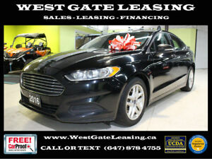2016 Ford Fusion SE | BLUETOOTH | CAMERA  | ACCIDENT FREE