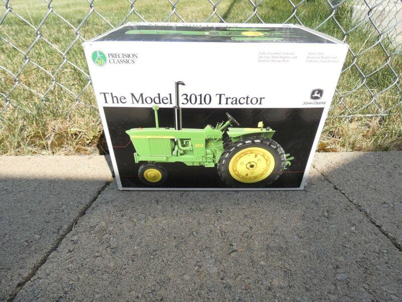 John Deere Precision Classics the model 3010 #20 Tractor Booklet NIB 1/16