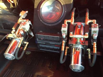 Lowrider Hydraulics Suspension Kit + Parts Neutral Bay North Sydney Area Preview