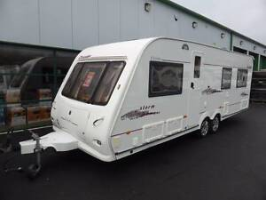 2004 Elddis Crusader Storm #4179C Bellevue Swan Area Preview
