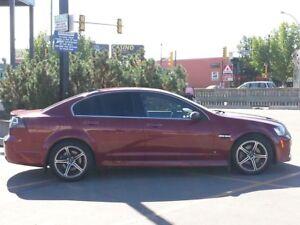 2009 Pontiac G8GT