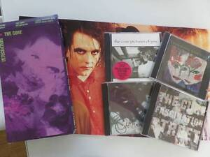 The Cure – Intergration 4 CD set Nunawading Whitehorse Area Preview