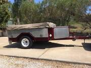 All offers considered Custom Deluxe Camper Trailer 8x5 Chinchilla Dalby Area Preview