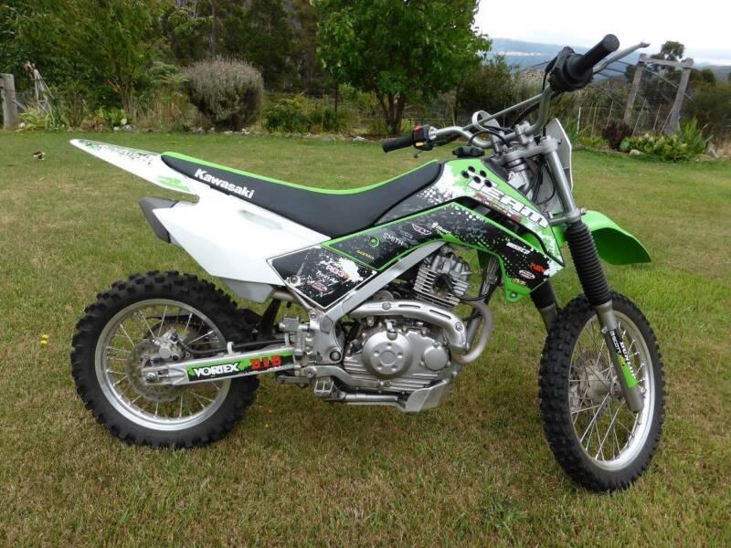 Kawasaki KLX 140 Motorcycles Gumtree Australia Derwent