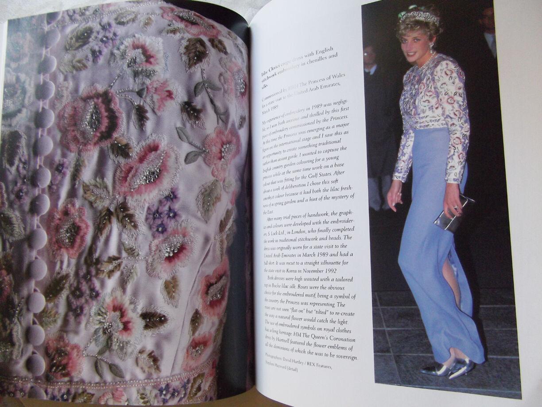 Princess Diana Catherine Walker Fashion Book Numerous