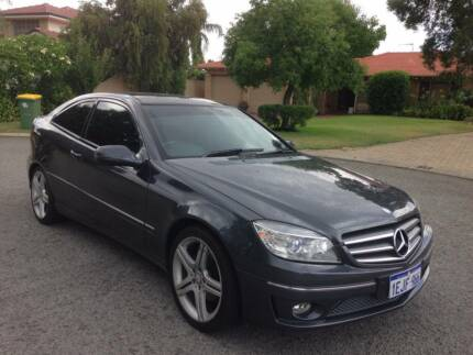 2010 Mercedes-Benz CLC Coupe AUTOMATIC - good condition Karawara South Perth Area Preview
