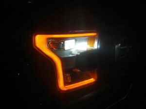 FORD F-150 OEM LED HEADLIGHTS *Conversion kit included*