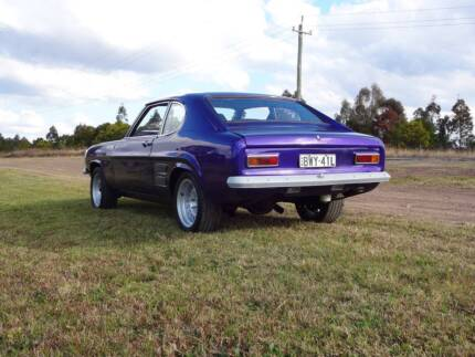 1970 Ford Capri GT V8 Engineered 12 Months Rego Warragamba Wollondilly Area Preview