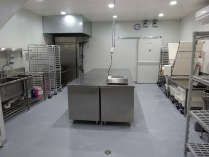 SYDNEY COMMERCIAL KITCHEN TO HIRE/RENT IN BOTANY