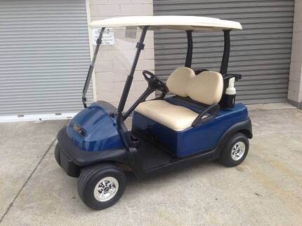 Club Car Precedent 2011 Petrol Golf Cart Mittagong Bowral Area Preview