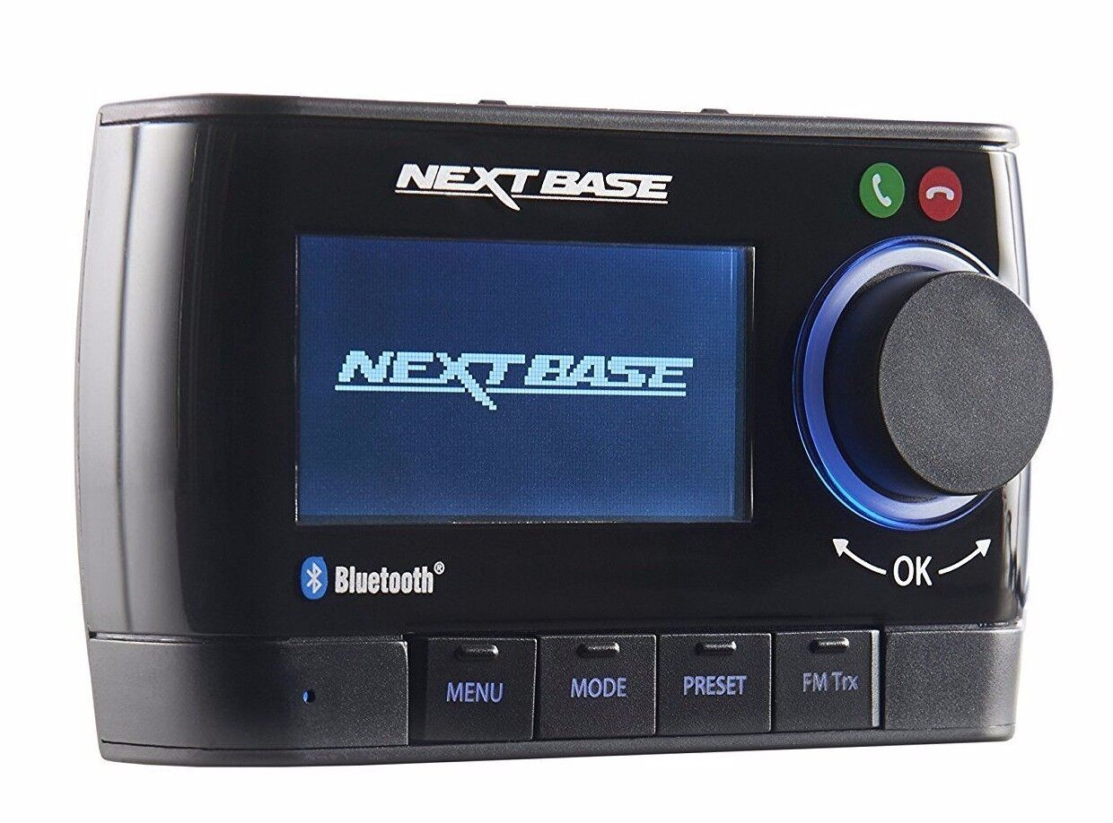 nextbase in car dab dab350 digital radio bluetooth. Black Bedroom Furniture Sets. Home Design Ideas