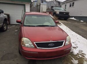 2005 ford 500 awd