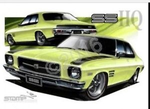 Wanted. Looking for a Holden HQ SS Dapto Wollongong Area Preview