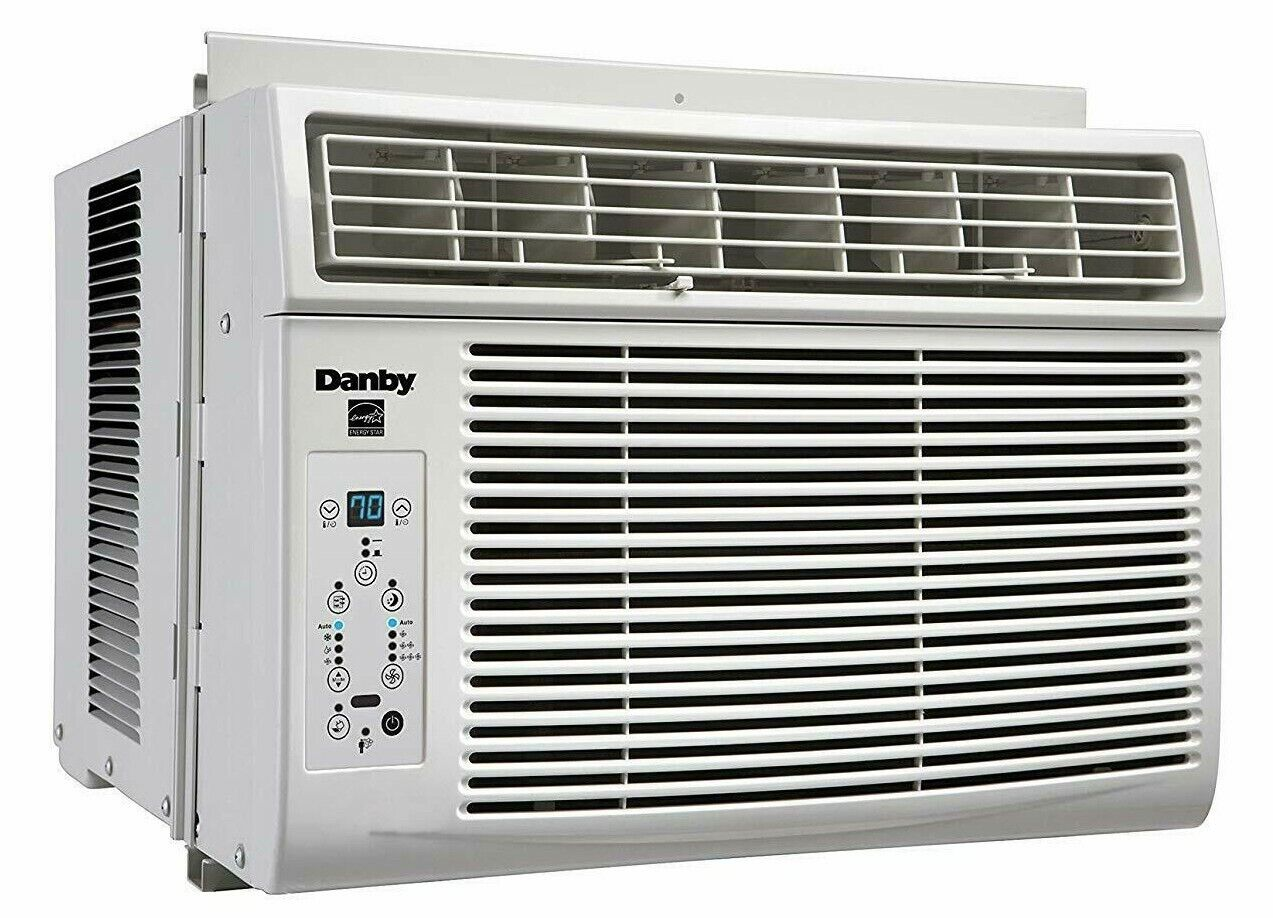Danby Air Conditioner, 8000 BTU, White