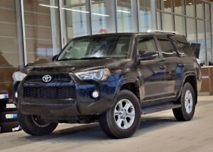 2014 Toyota 4Runner SR5 4X4! GPS! BACK UP CAMERA! HEATED SEATS!