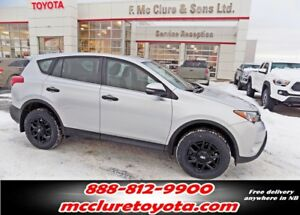 2013 Toyota RAV4 LE AWD Low Mileage