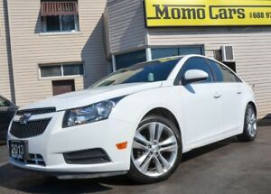 2013 Chevrolet Cruze LT Turbo! Back Camera! Only $99/Bi-weekly!