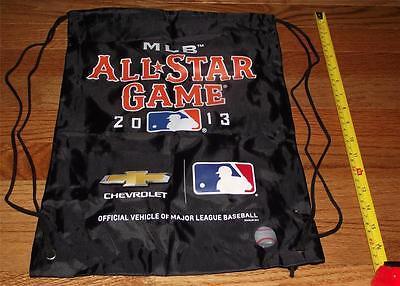 - 2013 New York Mets MLB All Star Game SGA Drawstring Backpack Chevrolet RARE!!