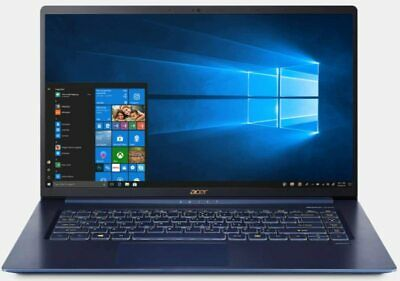 Acer Swift 5 15.6in Full HD Touch Intel Core i5-8265U 8GB RAM 256GB SSD Win 10