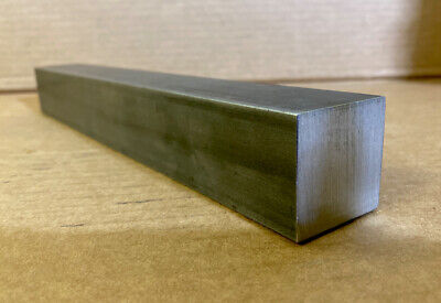 1-12 X 1-12 X 12 Solid Steel Bar Stock 1018 Cold Rolled Square Ships Free