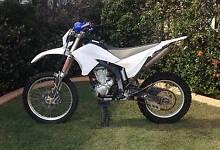 2008 Yamaha WR250R Mackenzie Brisbane South East Preview