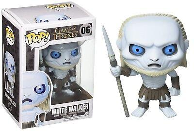 Funko Pop Game of Thrones™: White Walker Vinyl Figure Item #3017 (White Walker)