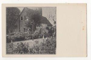 The Old Cottage Welwyn Garden City Vintage U/B Postcard Hertfordshire 820b