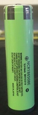 Pcb Protected Rechargeable Battery (Brand New Panasonic NCR18650BE 3.7V 3200mAh Rechargeable Battery Protected PCB )