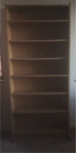3 Timber book cases Newport Pittwater Area Preview