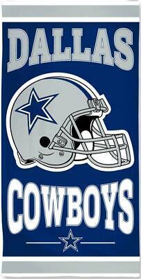 Dallas Cowboys,NFL Football Strandtuch,Badetuch Beach Towel,Helm Design ()