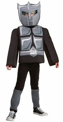 Popular Costumes For Boys (TDM Tube Heroes Popular MMOS Boys Costume Mask Youth S M Gaming)