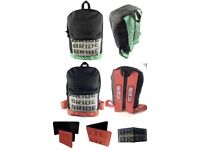 JDM backpacks with Takata or Sparko straps and bride pattern
