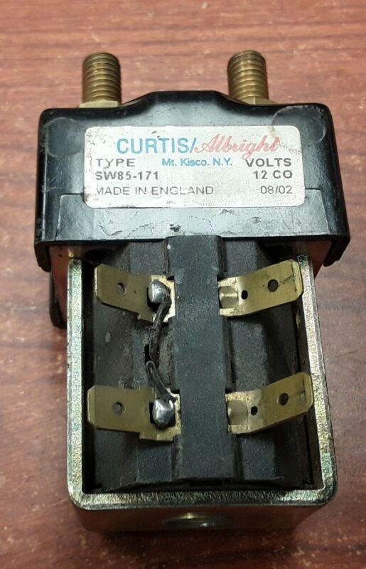 Curtis/Albright SW85-171 Contactor