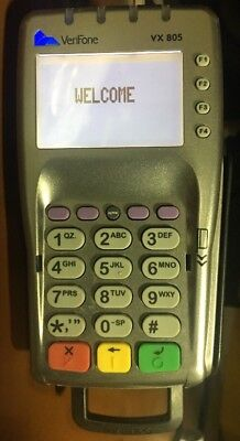 Verifone Vx805 Pin Pad W Emv Chip Reader. Our 3