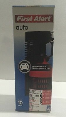 Fire Extinguisher 2 Lb. Capacity Dry Chemical Auto5 First Alert