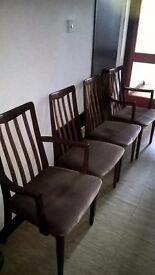 Vintage G plan Chairs