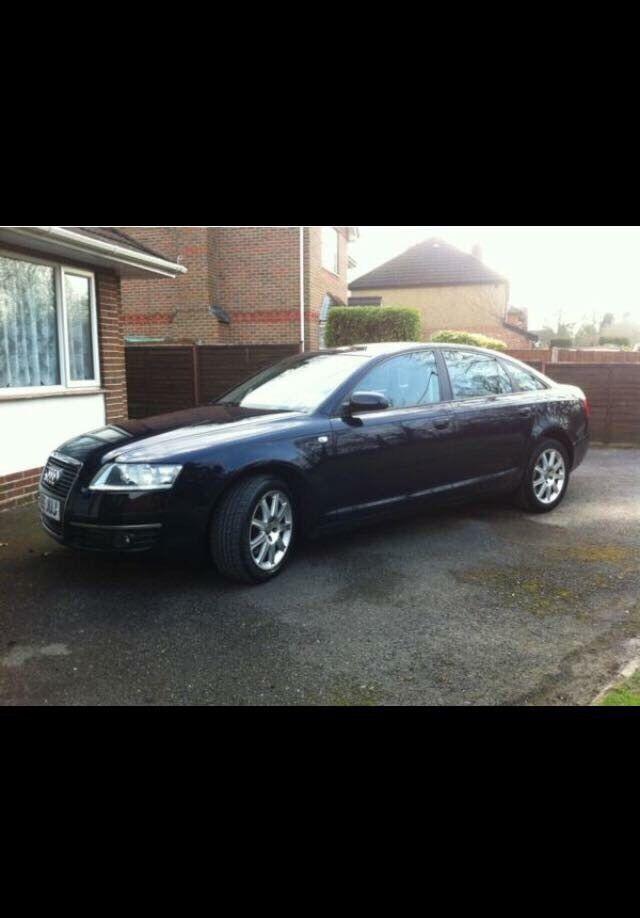 Audi A6 2.0 £2650 Ono