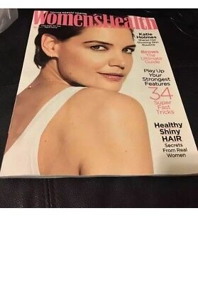 Womens Health Magazine - Womens Health Magazine APRIL 2018 KATIE HOMES
