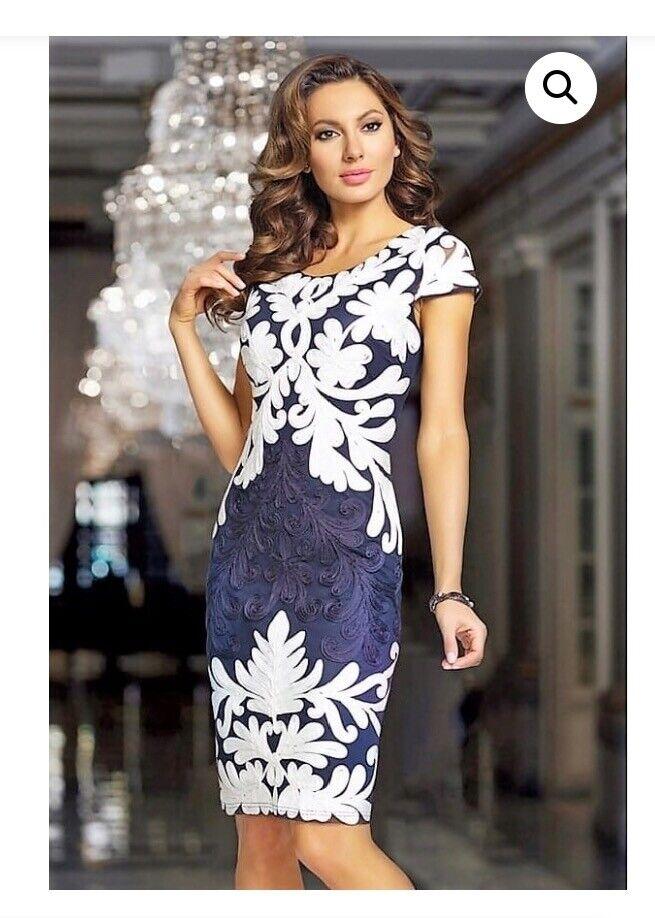 3ecac8e3fdf Frank Lyman - Mother of the Bride   Wedding guest dress - 68109U size 18