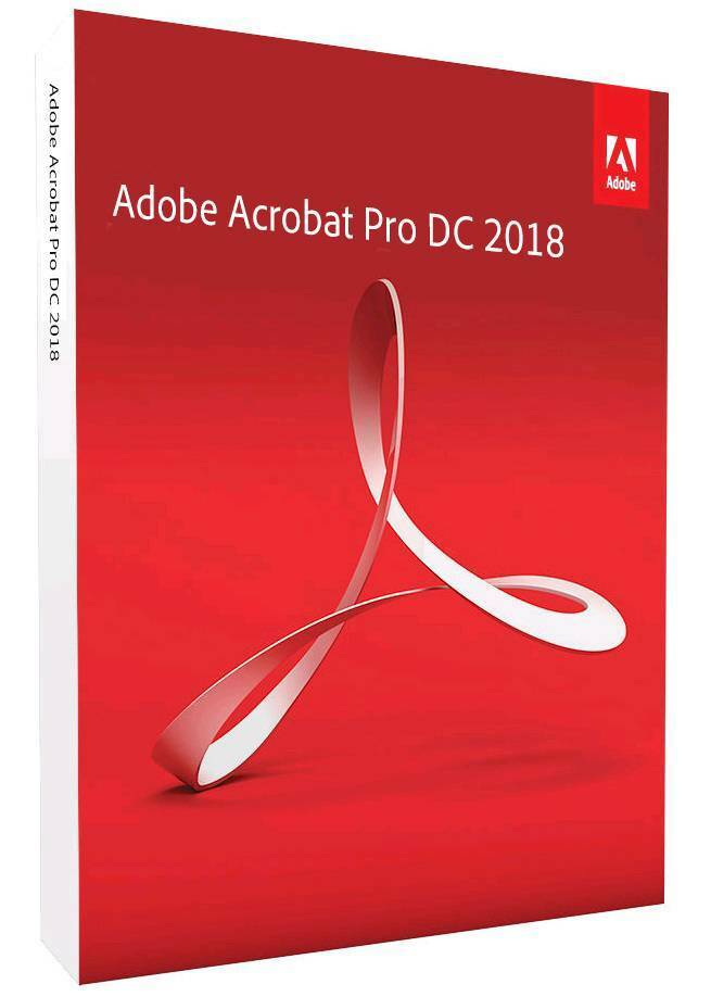 Adobe Acrobat Pro DC 2018 With Genuine Activation Code For Windows PC /  macOS | in Huddersfield, West Yorkshire | Gumtree