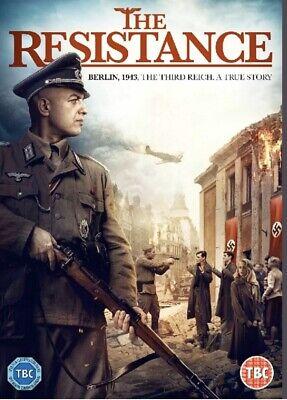 The Resistance [DVD] True Story Nazi Third Reich Movie Film WW2 War
