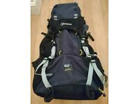 Berghaus Biofit 65+10 Travelling Backpack