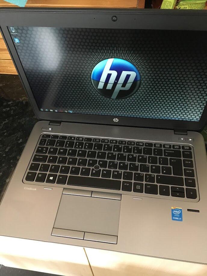 """Warranty laptop HP 840 G2 Intel Core i7-5500U, 8GB RAM, 256GB SSD, 14"""" Full Hd display, Windows 7"""